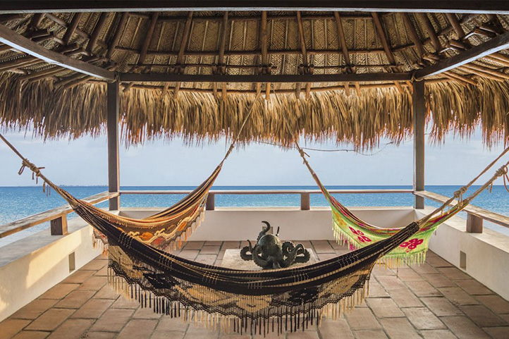 Best beach hotels in Colombia