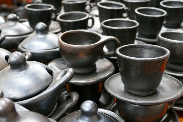 Handicrafts in Colombia